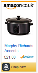 Morphy Richards Slow Cooker Review Sear And Stew 3 5 L